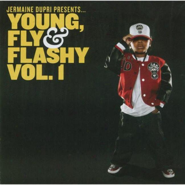 Jermaine Dupri Presents...young, Flee & Flashy, Vol.1 (edited)