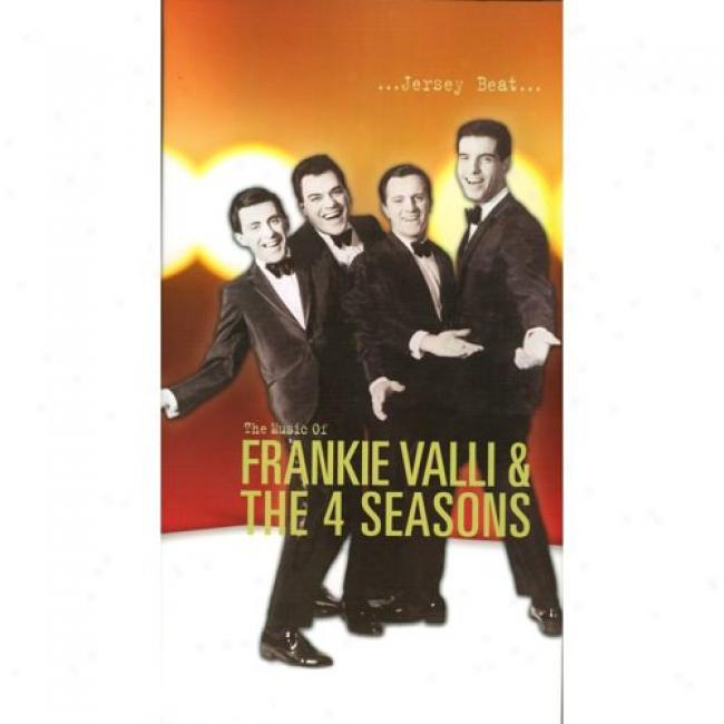 Jersey Beat: The Melody Of Frankie Valli & The Four Seasons (3 Disc Boox Set) (includes Dvd)