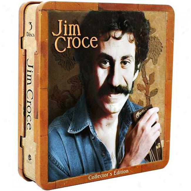 Jim Croce (collector's Editionn) (2 Disc Box Set) (includes Dvf)