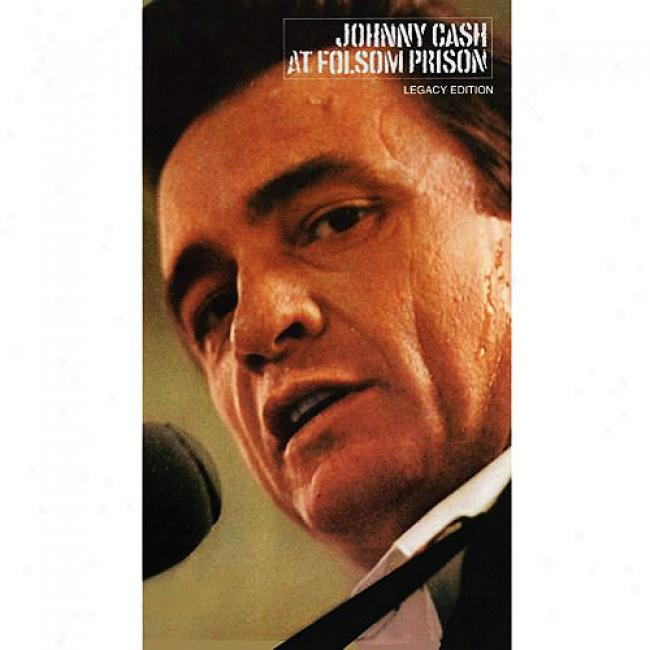 Johnny Cash At Folsom Prison (legacy Edition) (2cd) (includes Dvd)