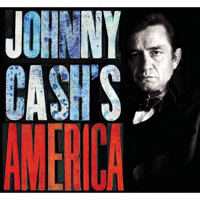 Johnny Cash's America Soundtrack (includes Dvd)
