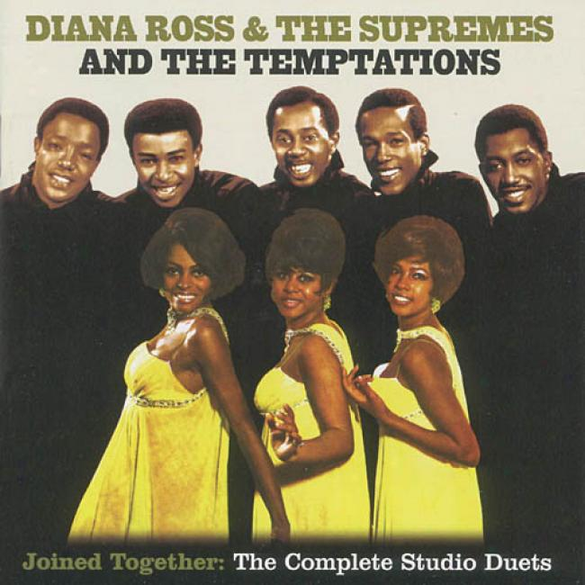 Joined Together: The Complete Studio Duets (2cd) (remaster)