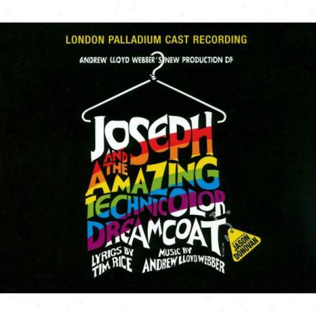Joseph And The Amazing Technicolor Dream Coat Soundtrack (deluxe Edition) (cd Slipcase) (remaster)