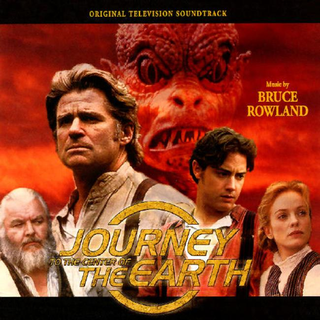 Journey Tl Center Of The aErth Soundtrack (1999)