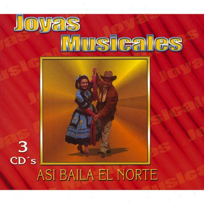 Joyas Musicales: Asi Baila El Norte (remaster)