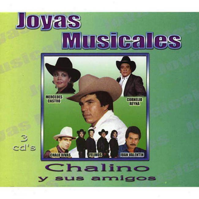 Joyas Musicales: Chalino Y Sus Amigos (remaster)
