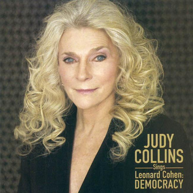 Judy Collins Sings Leonard Cohen: Democracy (remaster)