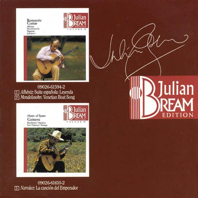 Julian Bream Edition (highlights): The Ultimate Guitar Collection