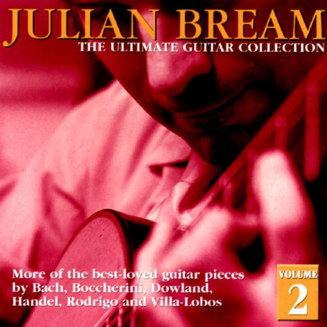 Julian Bream: The Ultimate Guitar Col1ection Vol.2