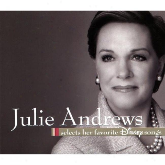 Julie Andrews Selects Hef Favorite Disney Songs (digi-pak)