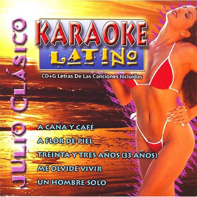 Julio Clasico: Karaoke Latino - Julio Iglesias