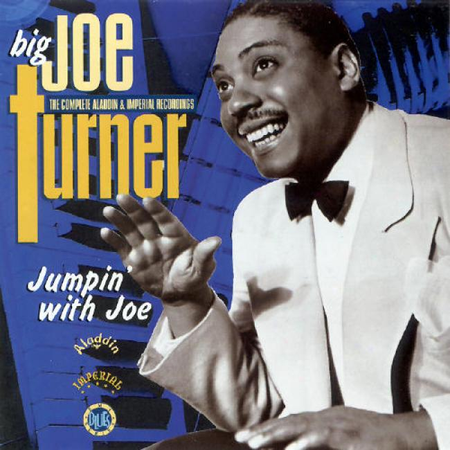 Jumpin' With Joe: The Complete Aladdin And Imperial Recordings