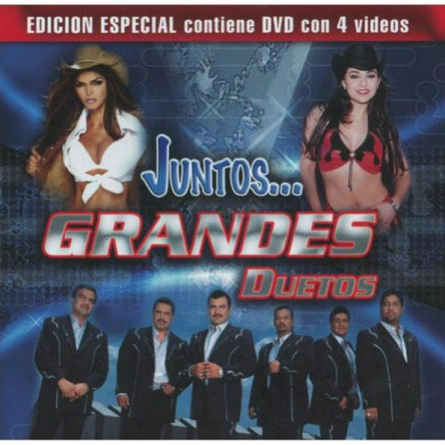 J8ntos... Grandes Duetos (special Edition) (includes Dvd)