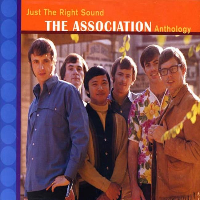 Just The Righr Sound: The Association Selections (2 Disc Box Set)