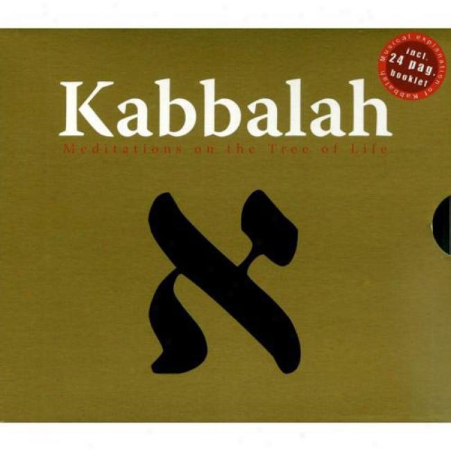 Kaballah: Meditations On The Tree Of Life (cd Slipcase)