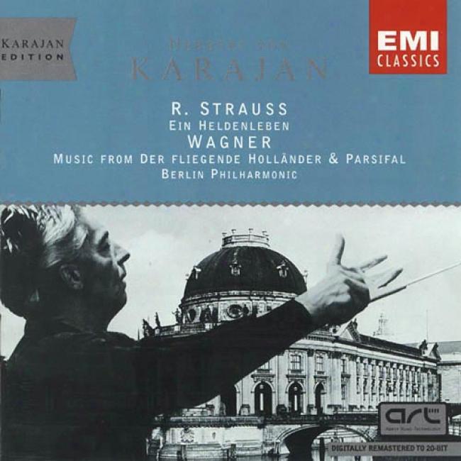 Karajan Edition: R. Strauss - Ein Helcenleben/wagner (remaster)