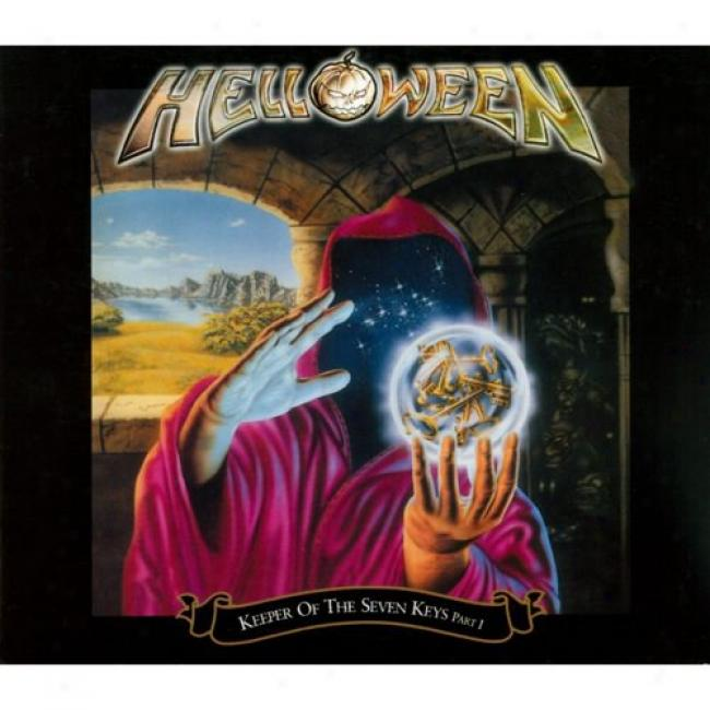 Keeper Of The Seven Keys, Pt.1 (expanded Edition) (cd Slipcase)