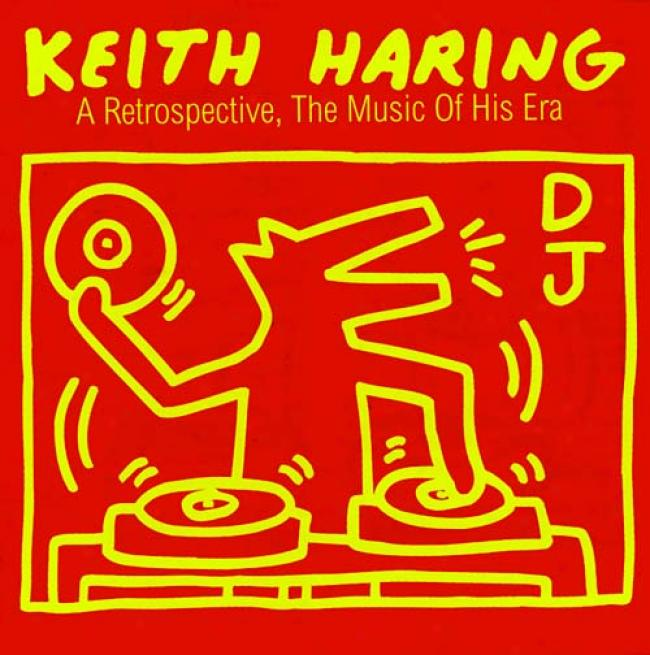 Keith Haring: A Retroactive Music Of His Era