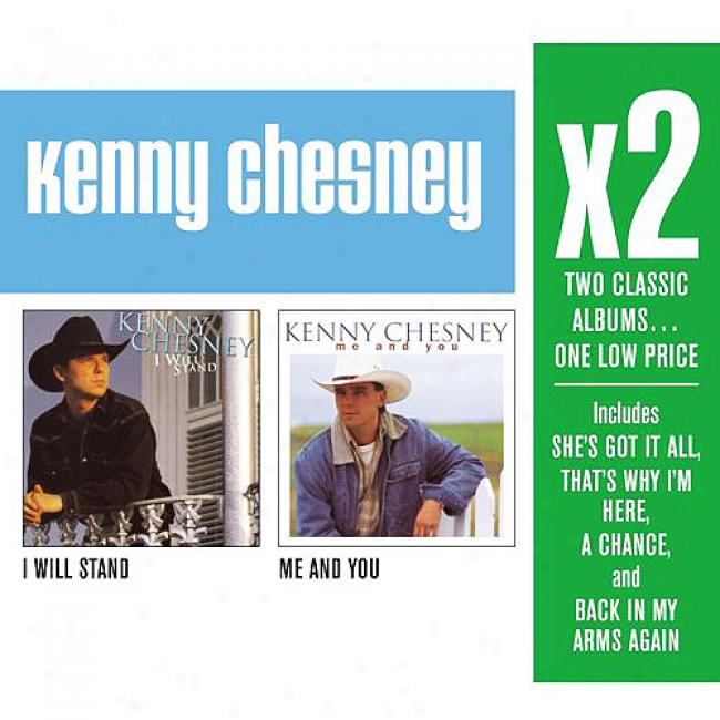 Kenny Chesney: X2 (2 Disc Box Set) (cd Slipcase)