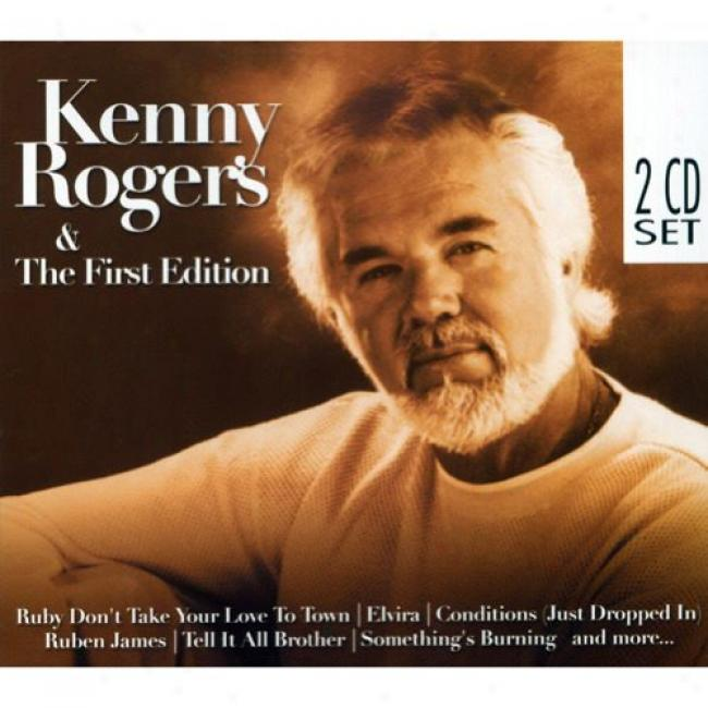 Kenny Rogers & The First Edition (2cd) (digi-pak)