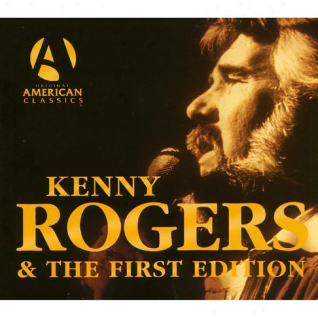 Kenny Rogers & The First Edition (3 Disc Box Set)