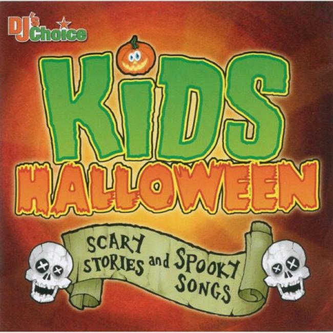 Kids Halloween: Scary Stories And Spooky Songs