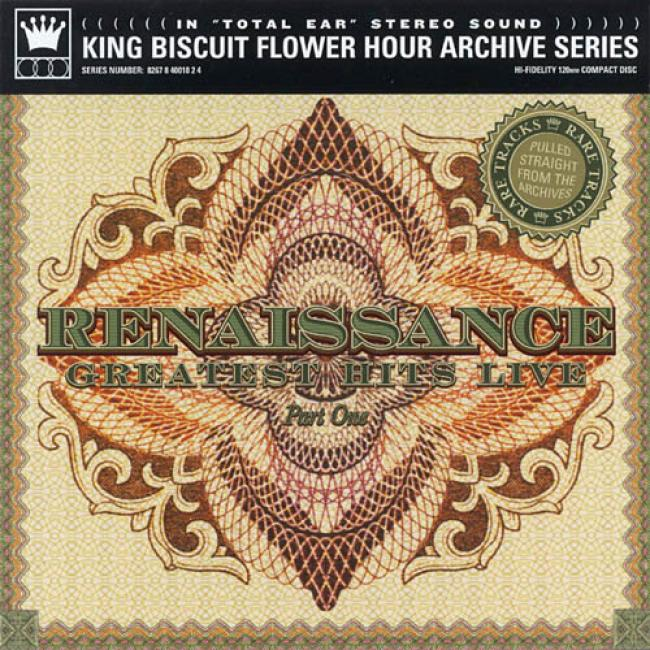 King Biscuit Flower Hour Archive Series: Greatest Hits Behave, Pt.1 (remaster)