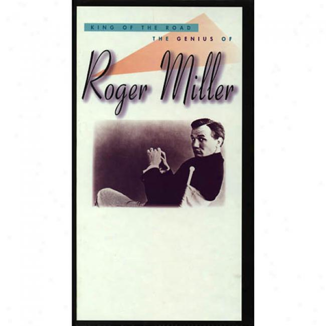 Sovereign Of The Road: The Genius Of Roger Miller (box Set ) (remaster)