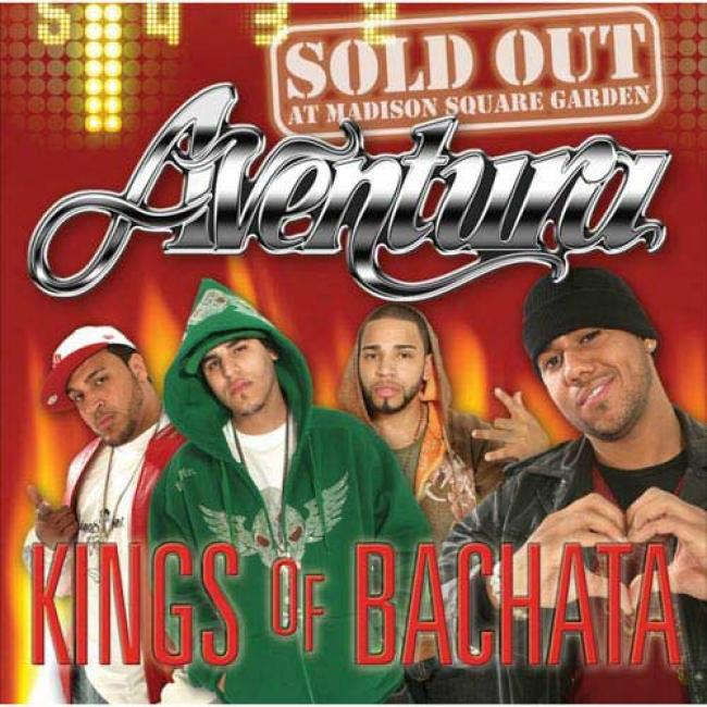 Kings Of Bachata: Sold Out At Madison Square Garden (2cd)