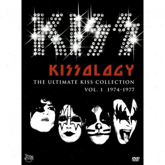 Kissology: The Ultimate Kiss Collection, Vol.3 - 1992-2000 (4 Discs Melody Dve) (with Exclusive Bonus Dvd)