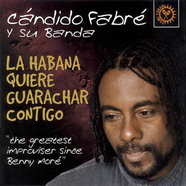 La Habana Quiere Guaracha Contigo (cd Slipcase)