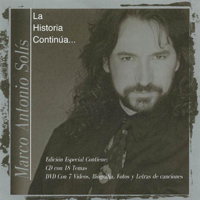 La Historia Continua... (edicion Limitada) (incluye Dvd)