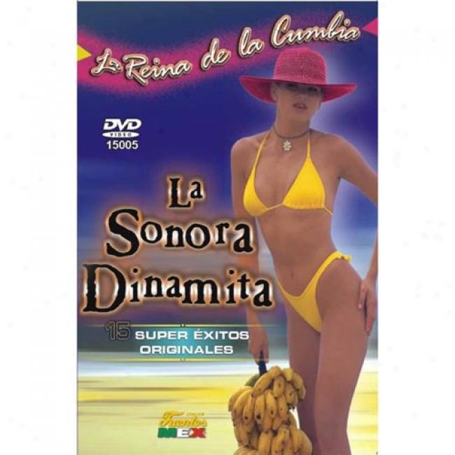 La Reina De La Cukbia (Melody Dvd) (amaray Case)