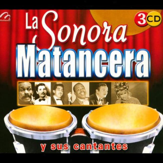 La Sonora Matancera Y Sus Cantantes (3 Disc Box Set)