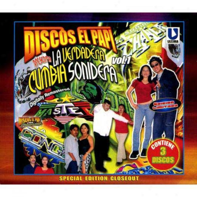 La Verdadera Cumbia Sonidera (special Edition) (3 Disc Boxset)