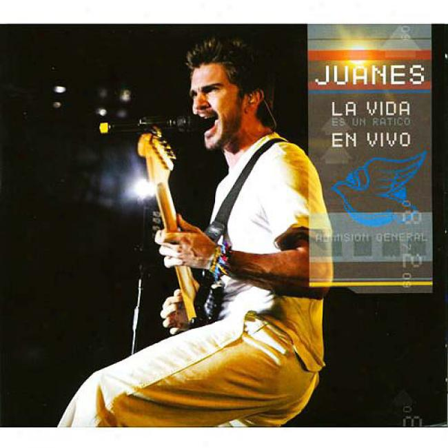 La Vida Es Ratico En Vivo (deluxe Edition) (2cd) (includes Dvd)
