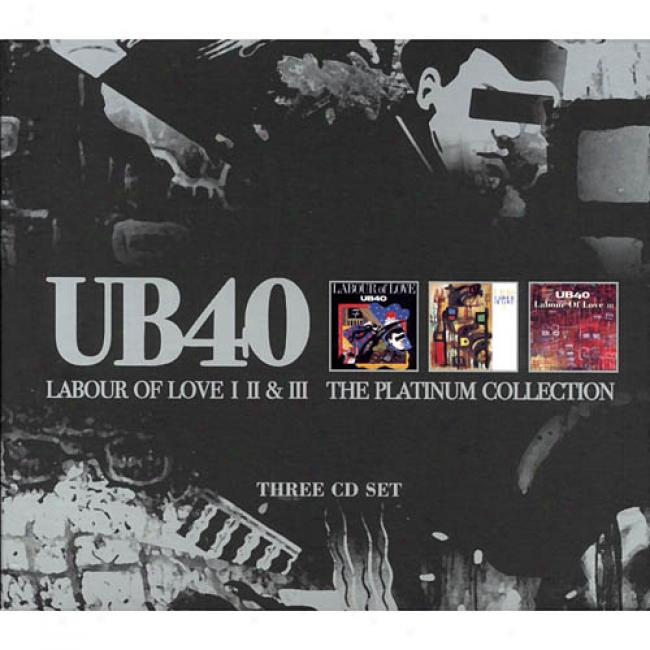 Labour Of_Love I, Ii & Iii: The Platinum Collection (3cd) (cd Slipcase) (remaster)