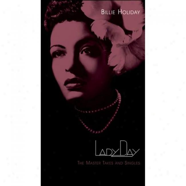 Lady Day: The Master Takes And Singles (4 Disc Box Set)