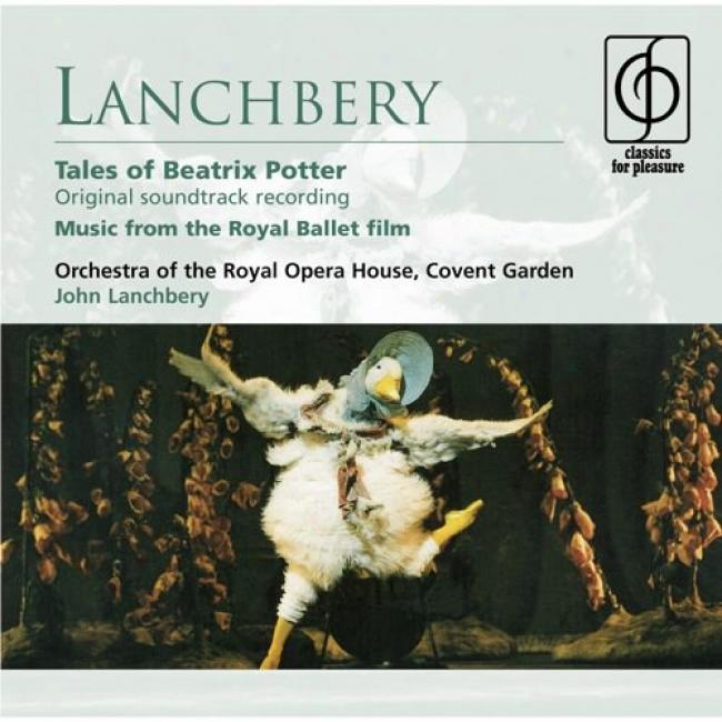 Lanchberrry: Tales Of Beatrix Potter (remaster)