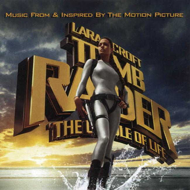 Lara Croft Tomb Raider: The Cradle Of Life Soundtrack