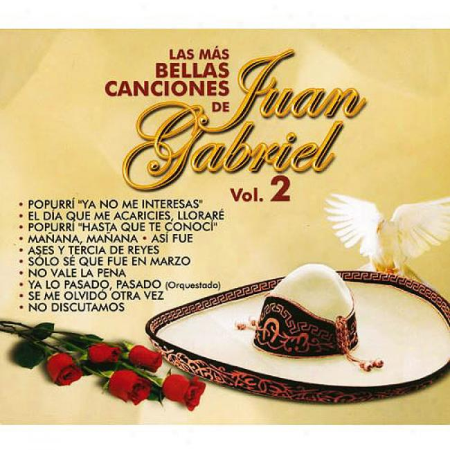 Las Mas Bellas Canciones De Juan Gabriel (3 Disc Box Set)