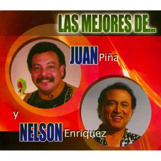 Lad Mejorees De... Juan Pema Y Nelson Enriquez (3 Disc Box Set)