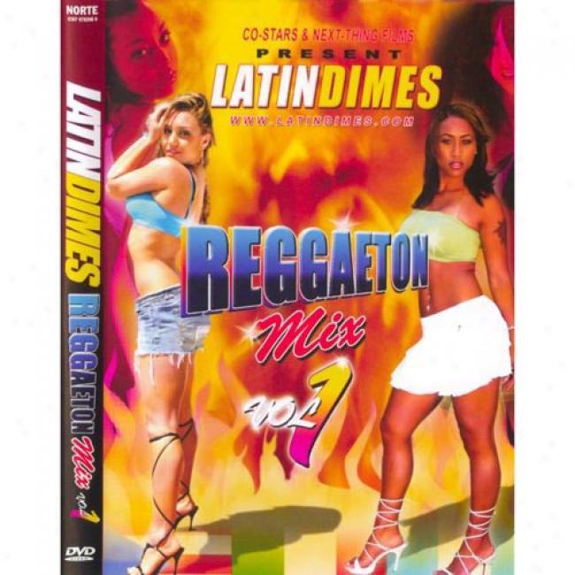 Latin Dimes: Reggaeyon Be joined, Vol.1 (music Dvd) (amaray Case)