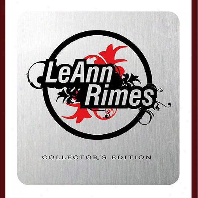 Leann Rimes (collecto'rs Edition) (3 Disc Box Set )