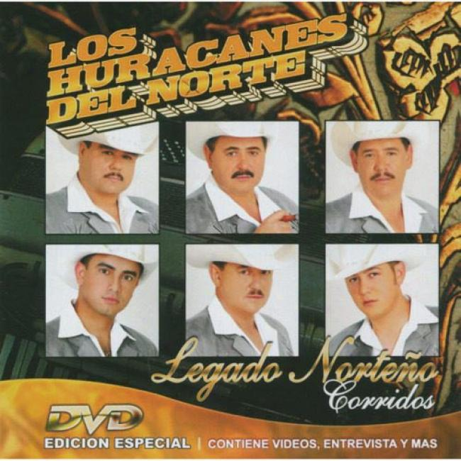Legado Norteno Corridos (special Edition) (includes Dvd)