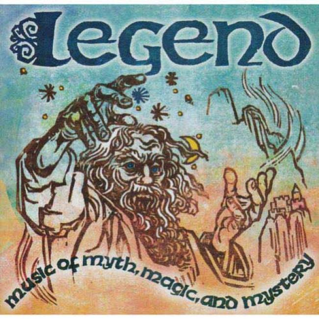 Legend: Music Of Myth, Magic And Mystery (2cd)