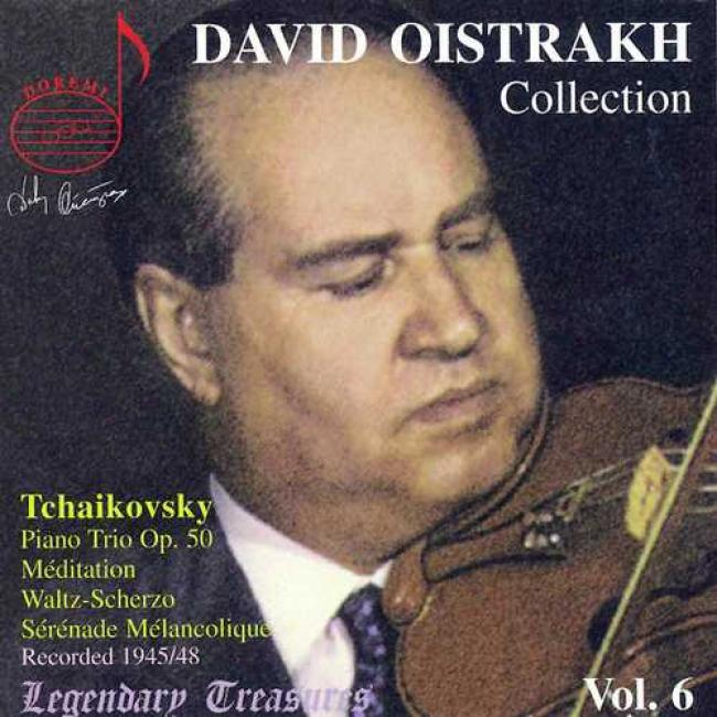 Legendary Treasures: David Oistrakh Collection Vol.6