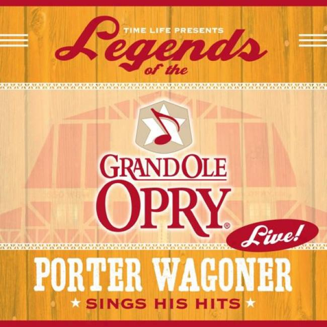 Legends Of The Grand Ole Opry (wal-mart Exclusive)