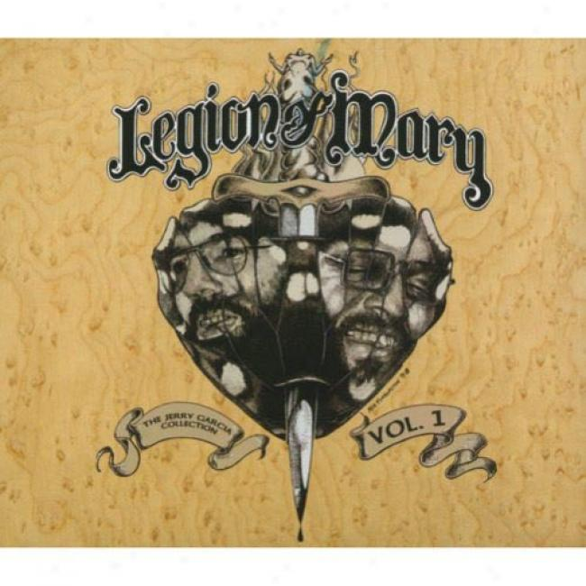 Legion Of Mary: The Jerry Garcia Collection, Vol.1 (2cd) (digi-pak)
