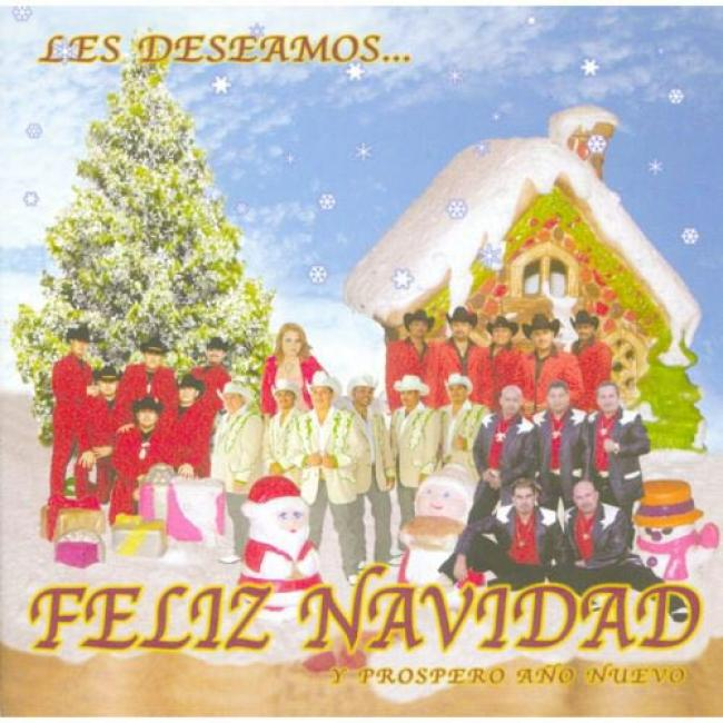 Les Deseamos... Feliz Navidad Y Prospero Ano Nuevo